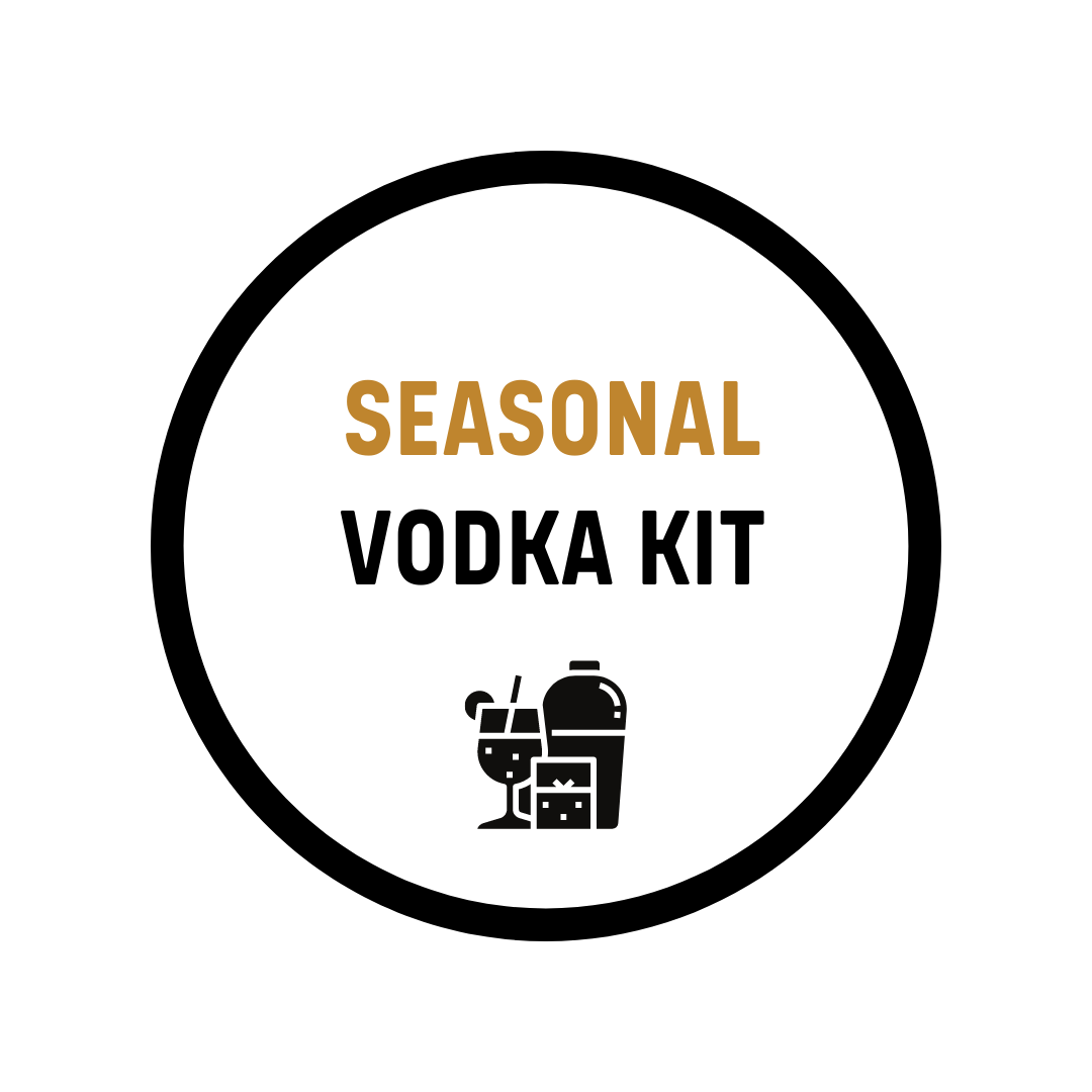 Seasonal Vodka Kit