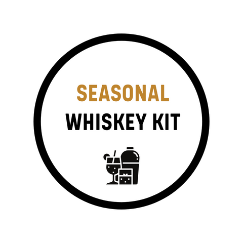 Seasonal Whiskey Kit