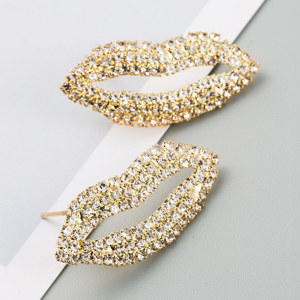 Lip Earrings - Queen P Boutiquee
