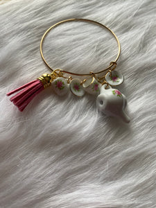 Teapot Bangle - Queen P Boutiquee
