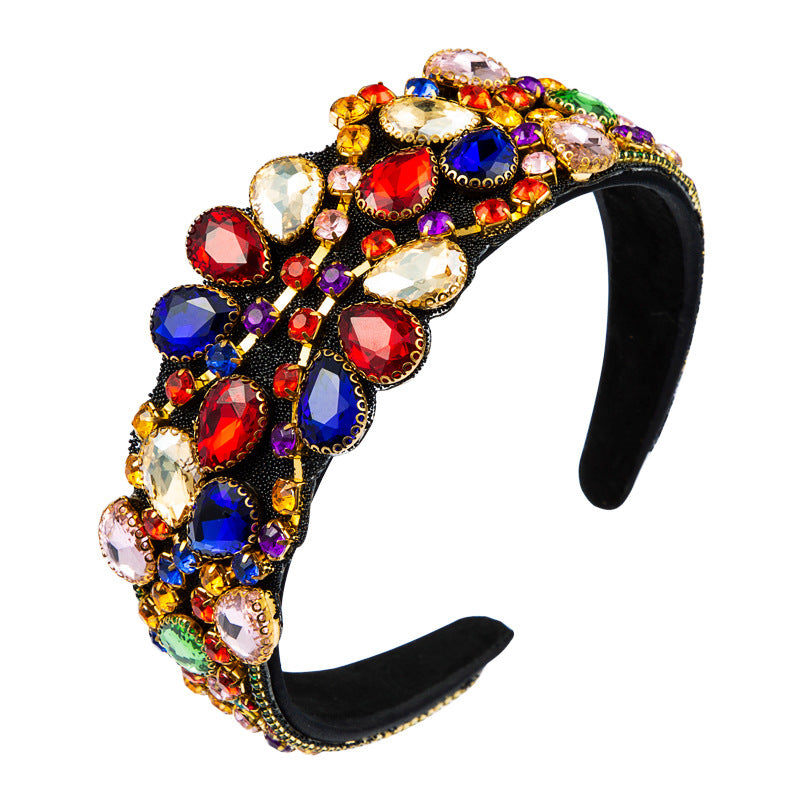 Bejewel Headband - Queen P Boutiquee