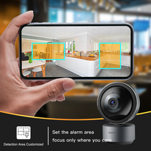 Load image into Gallery viewer, DOME1 2K Indoor Pan & Tilt Security Camera