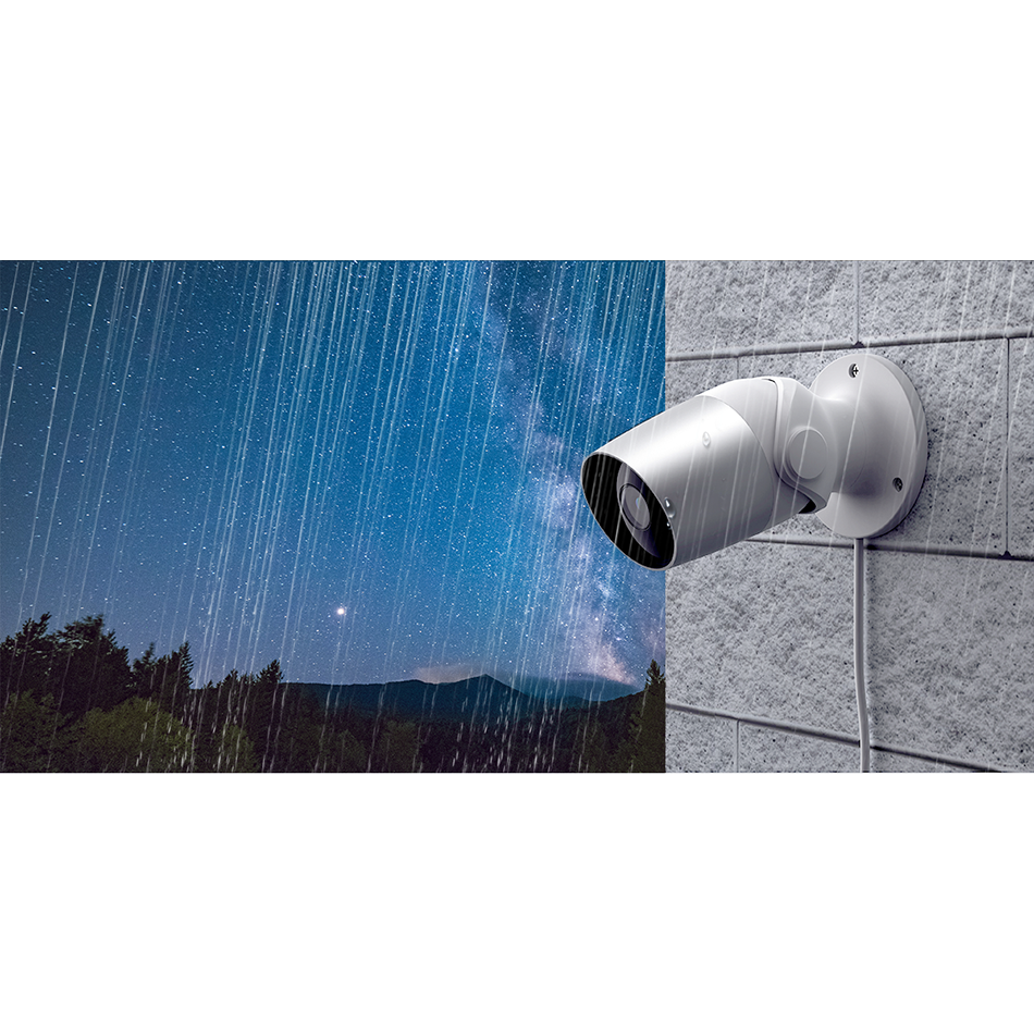O1 Outdoor 1080p Weather-Proof Wi-Fi Bullet Security Camera