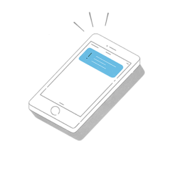 Instant Notifications send to your Arenti Application