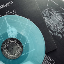 Load image into Gallery viewer, A-SUN AMISSA - Ceremony in the Stillness Music slowsecret VINYL (Blue Sky)
