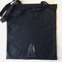 Load image into Gallery viewer, UNEASE // SLOWSECRET - Tote Bag // Richard Knox