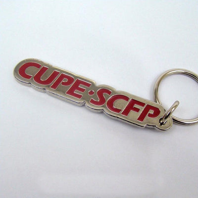 CUPE Keychain - Universal Promotions Universelles
