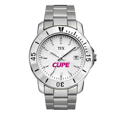 CUPE TFX (by Bulova) Watch - Universal Promotions Universelles