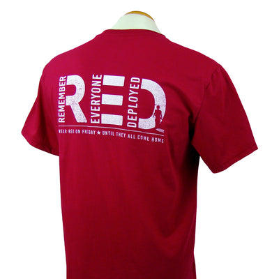 RED Friday T-Shirt - Universal Promotions Universelles