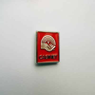 United Way Cabinet Lapel Pin - Universal Promotions Universelles