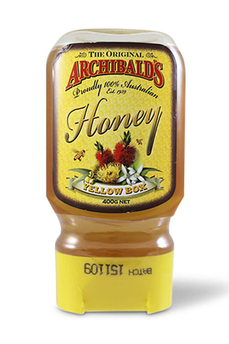 Yellow Box Honey Squeeze by Archibald