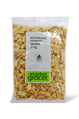 Salted Peanuts by Market Grocer
