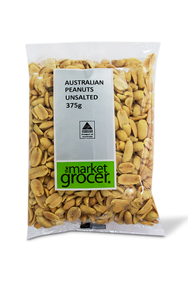 Unsalted Peanuts by Market Grocer