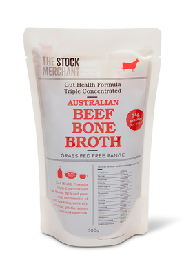 Beef Bone Broth by The Stock Merchant