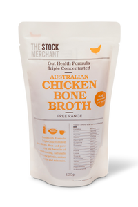Chicken Bone Broth by The Stock Merchant