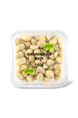 Raw Macadamias by Market Grocer