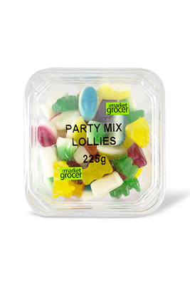 Party Mix Lollies by The Market Grocer