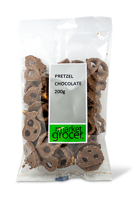 Chocolate Pretzels by Market Grocer