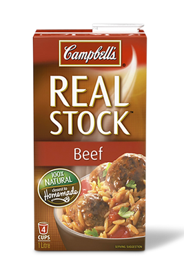 Real Stock Beef by Campbell's