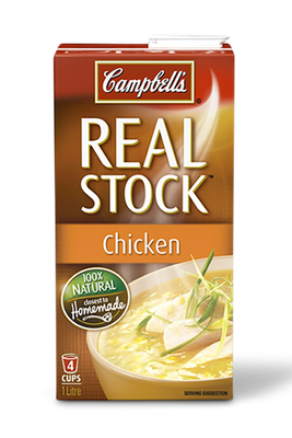 Real Chicken Stock by Campbell's