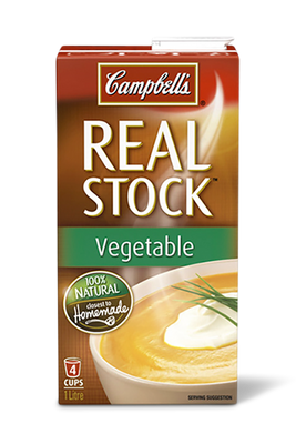 Real Stock Vegetable by Campbell's