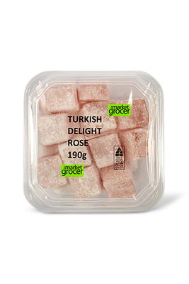 Turkish Delight Rose by Market Grocer