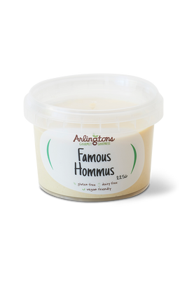 Famous Hommus by Arlingtons
