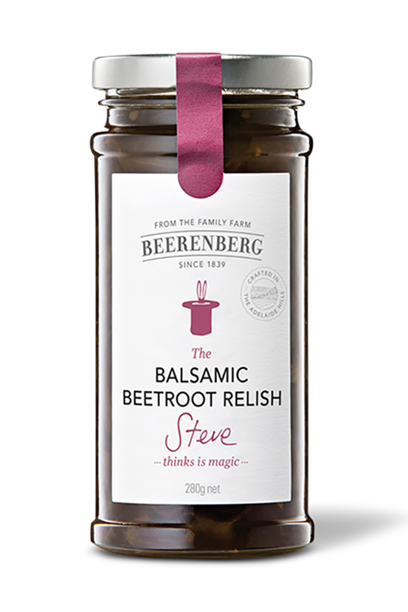 Balsamic Beetroot Relish by Beerenberg