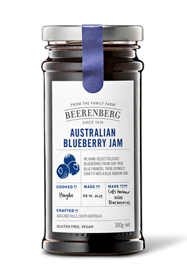 Blueberry Jam by Beerenberg