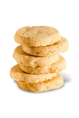 White Choc Macadamia Cookies by Byron Bay Cookies