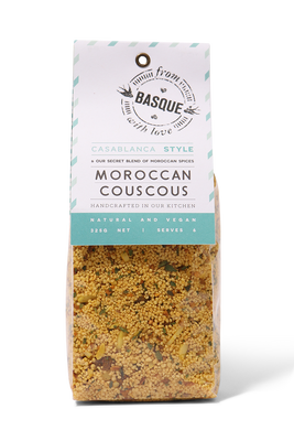 Casablanca style Moroccan couscous by From Basque with Love