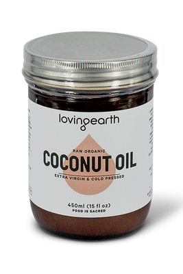 Coconut Oil by Loving Earth