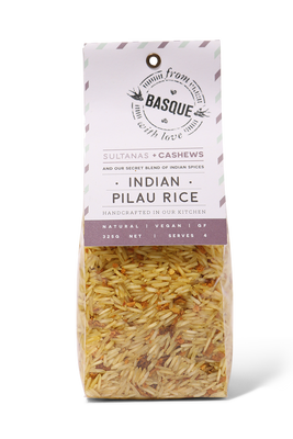Indian Pilau Rice by From Basque With Love