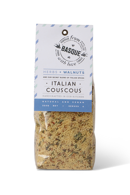 Italian couscous by From Basque with Love