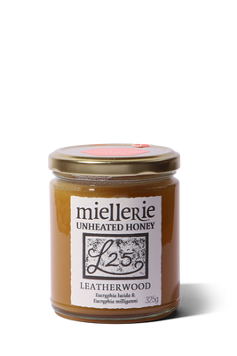 Leatherwood Honey by Miellerie