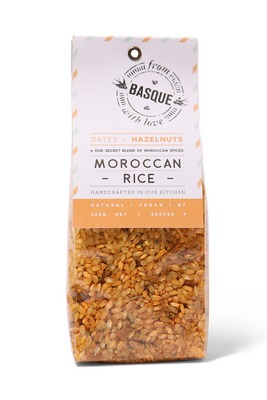Moroccan Rice by From Basque With Love