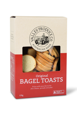 Original Bagel Toasts by Valley Produce Company