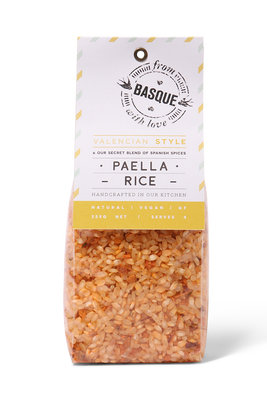 Paella Rice by From Basque With Love