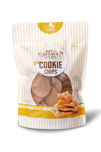 Salted Caramel Cookie Chips