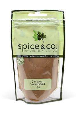 Cinnamon Ground by Spice and Co