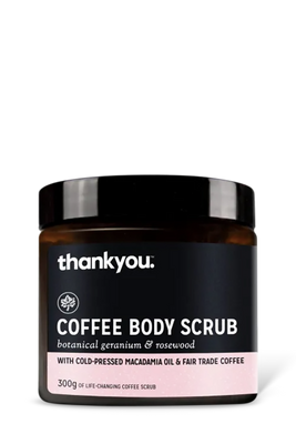 Thankyou Coffee Body Scrub