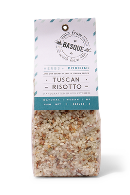 Tuscan risotto by From Basque with Love