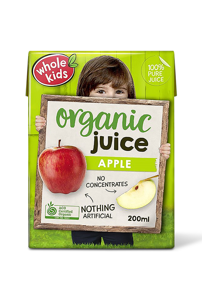 Kids Apple Juice by Whole Kids