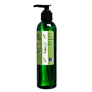 Pear Vanilla Hemp Seed Body Wash