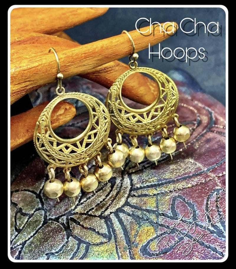 Cha Cha Hoops, PurpleLily Designs