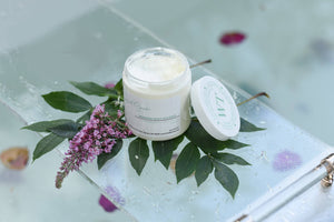 Secret Garden Whipped Body Soufflé