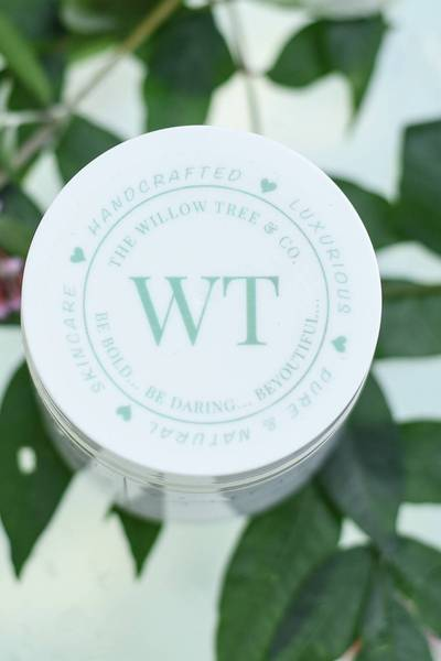 Fairytale Rose Whipped Body Soufflé - Skin Care - The Willow Tree Co