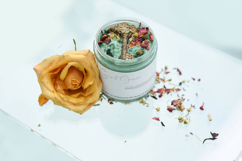 Secret Garden Whipped Sugar Scrub