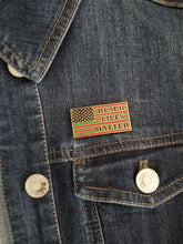 Load image into Gallery viewer, Black Lives Matter © Lapel Pin