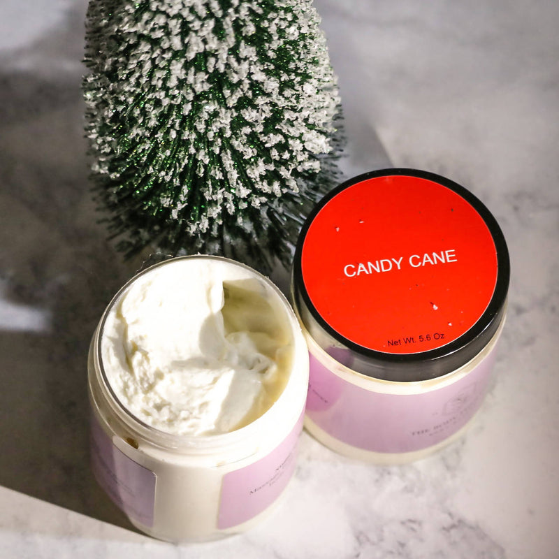 Candy Cane Body Butter